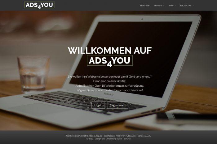 ADS4YOU.de