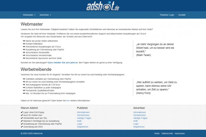 Adshot.de