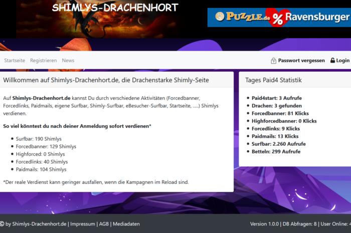 Shimlys-Drachenhort.de